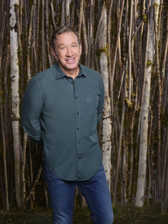 (5. Staffel) - Mike Baxter (Tim Allen) - Bildquelle: 2015-2016 American Broadcasting Companies. All rights reserved.