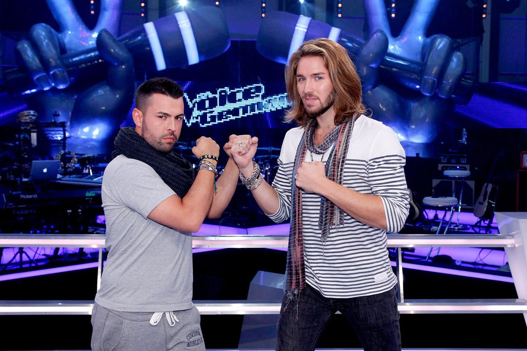 battle-gil-vs-christiano-02-the-voice-of-germany-richard-huebnerjpg 1700 x 1133 - Bildquelle: SAT.1/ProSieben/Richard Hübner