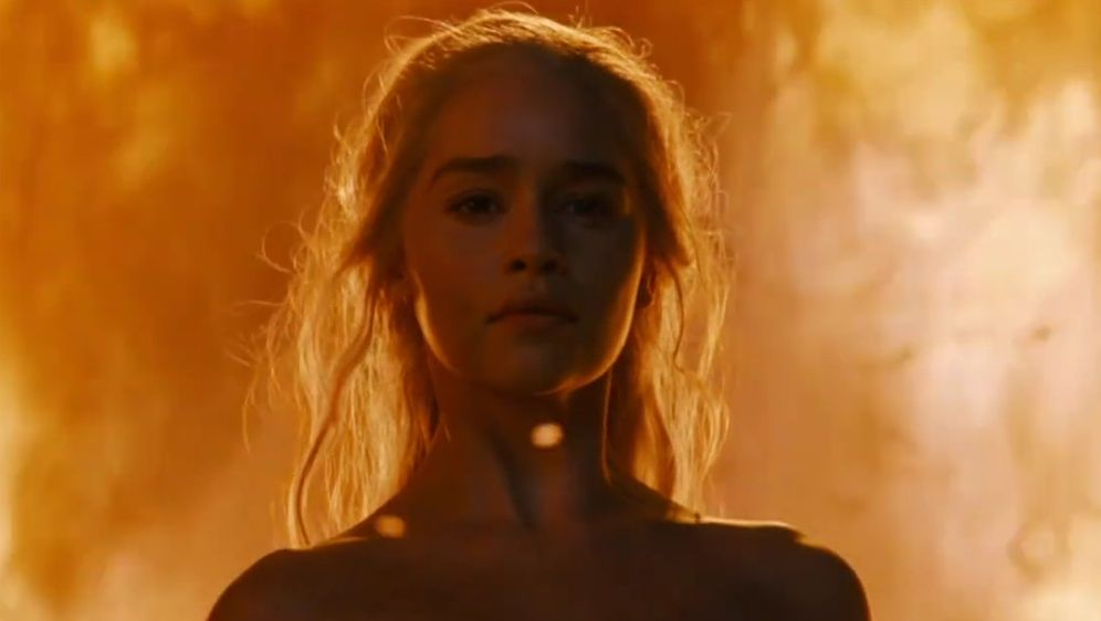 Game Of Thrones Staffel 6 Mit Emilia Clarke Khal Drogo
