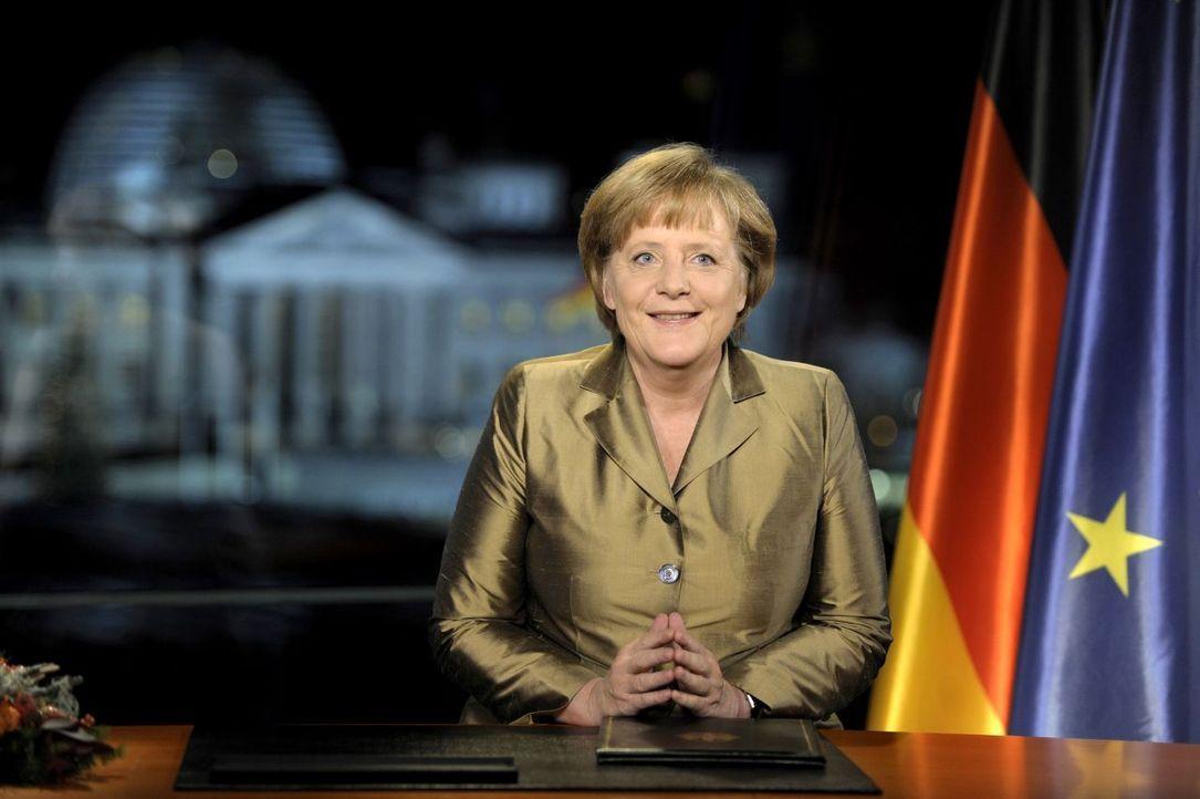 Neujahrsansprache 2011 - Bildquelle: picture-alliance-dpa-oddandersen