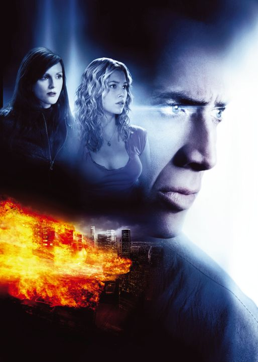 Next - Artwork - Bildquelle: t   2007 Paramount pictures. All Rights Reserved.