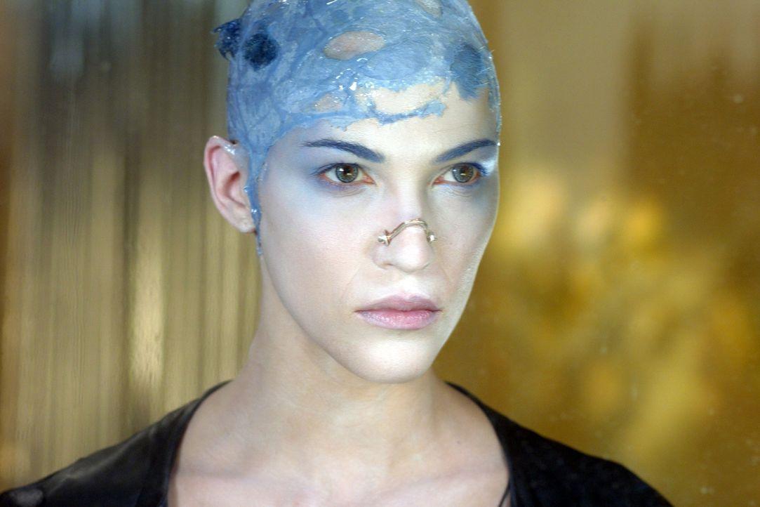 New York im Jahr 2095. Irgendwo in den Dimensionen der Megalopolis weint eine junge Frau mit blauen Haaren und milchweißer Haut blaue Tränen. Ihr Na... - Bildquelle: TF1 Films Productions