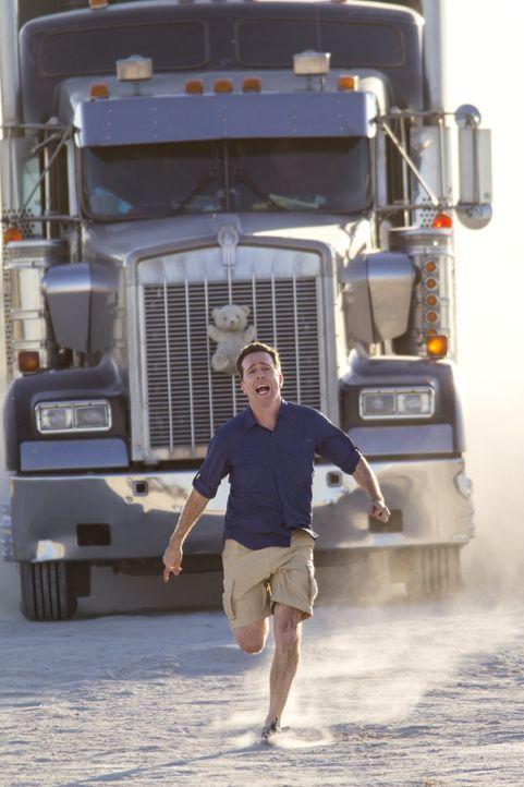 Der Familienausflug, mit dem Rusty (Ed Helms) hofft, mehr Harmonie schaffen zu können, verläuft ganz anders, als geplant ... - Bildquelle: Warner Bros.