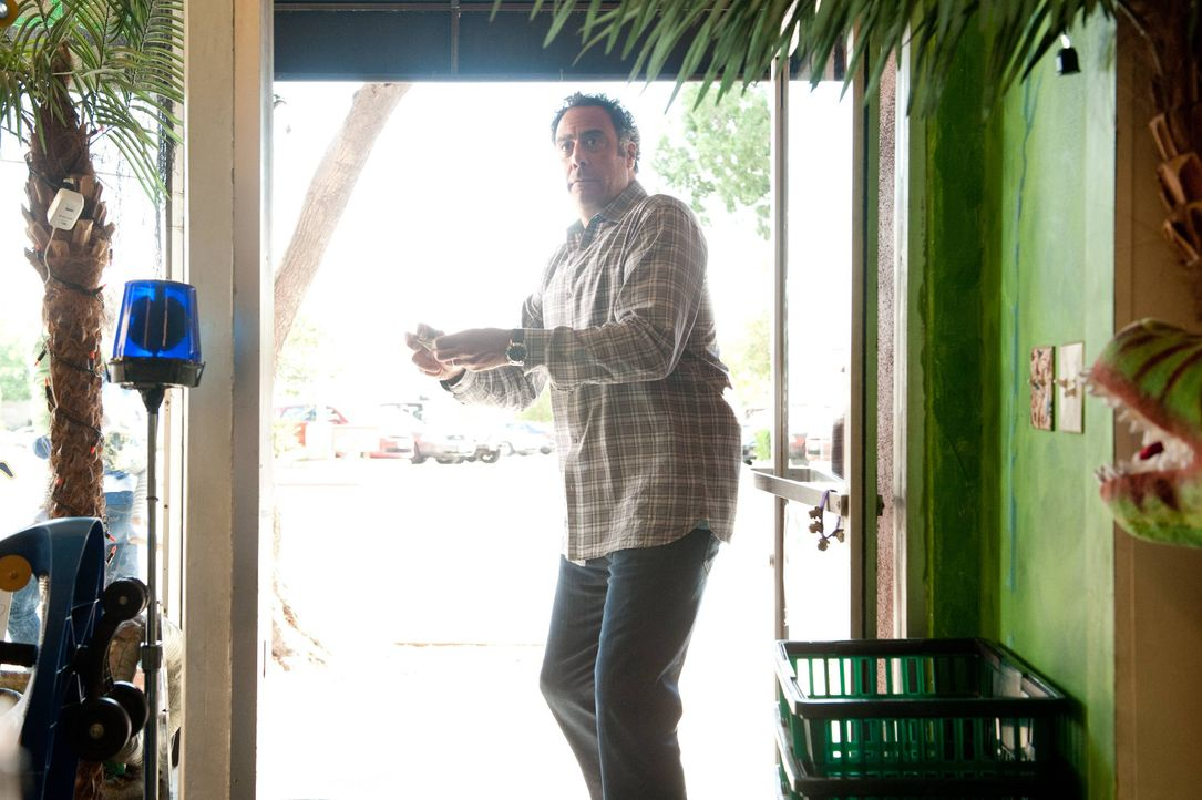 Kann Max (Brad Garrett) seiner Frau helfen, mit dem Klauen aufzuhören? - Bildquelle: 2013 American Broadcasting Companies. All rights reserved.