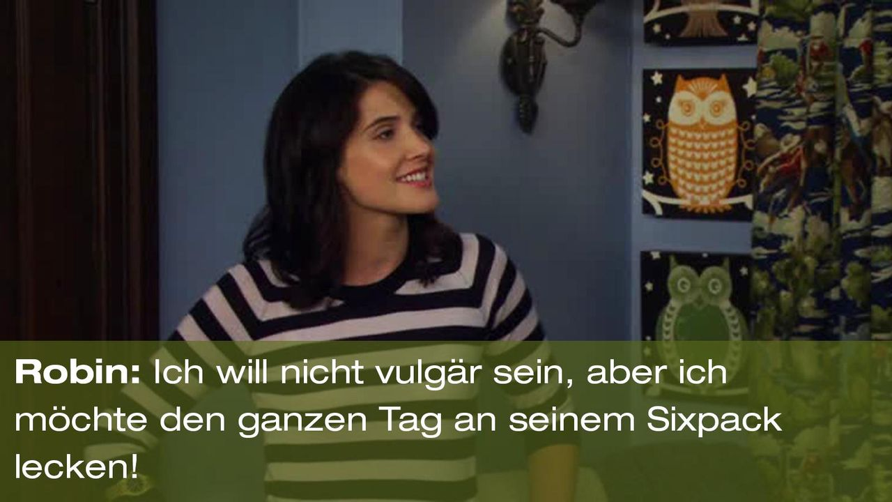 how-i-met-your-mother-zitat-quote-staffel-8-episode-1-farhampton-robin-sixpack-foxpng 1600 x 900 - Bildquelle: 20th Century Fox