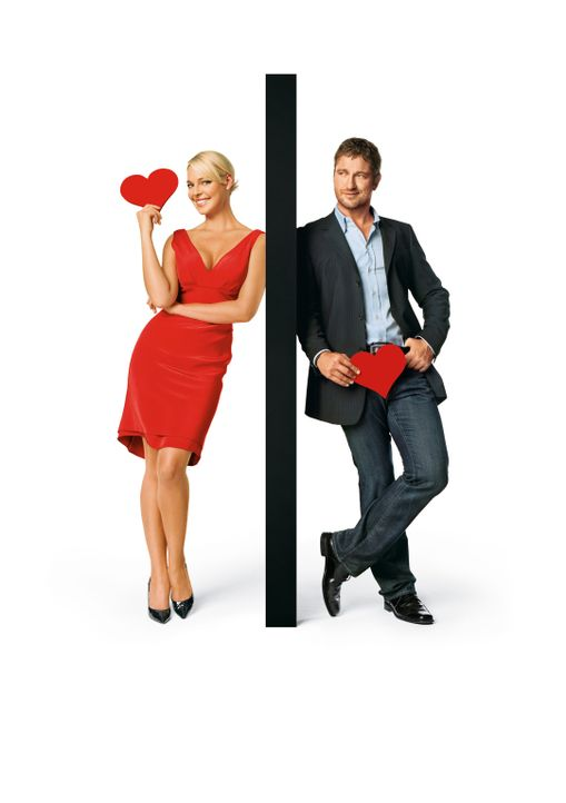 Die nackte Wahrheit: Abby (Katherine Heigl, l.) und Colin (Gerard Butler, r.) ... - Bildquelle: 2009 Columbia Pictures Industries, Inc. and Beverly Blvd LLC. All Rights Reserved.