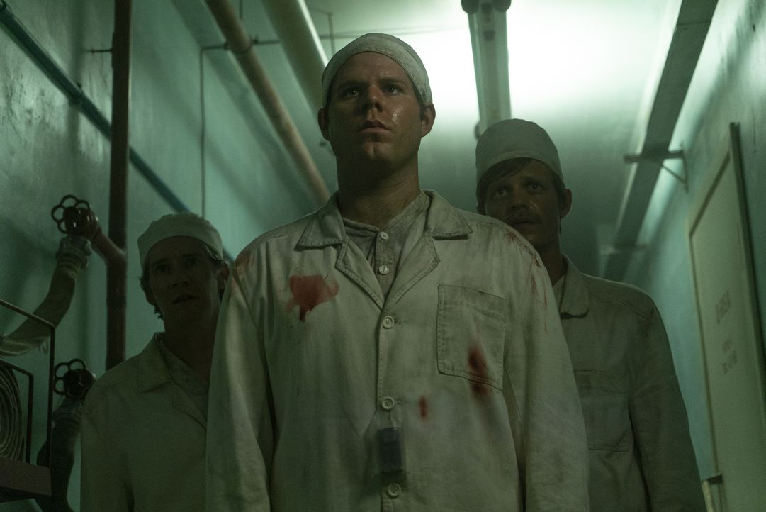 Yuvchenko (Douggie McMeekin) - Bildquelle: Liam Daniel Sky UK Ltd/HBO / Liam Daniel