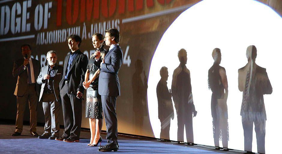 premiere-edge-of-tomorrow-paris-14-05-30-33-Warner-Bros-Pictures - Bildquelle: Warner Bros. Pictures