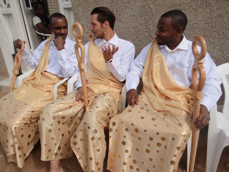 Ruanda Hochzeit 1