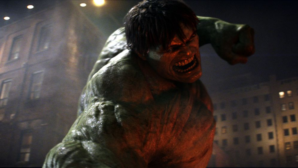 Der unglaubliche Hulk - Bildquelle: 2008 Marvel Entertainment, Inc. And ist subsidiaries. All Rights Reserved.