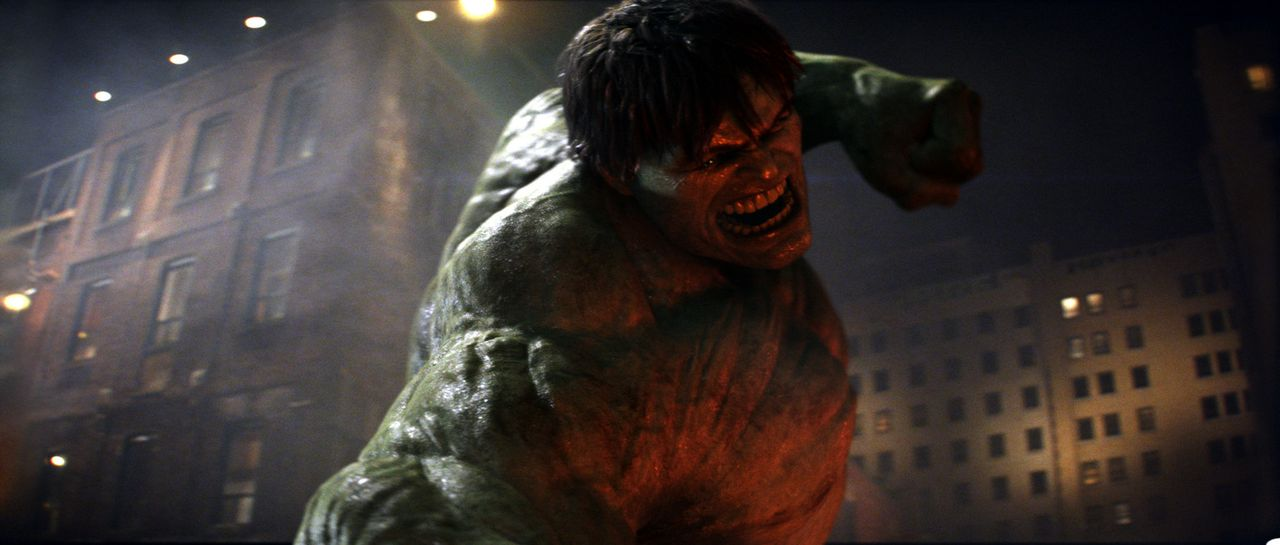 Immer wenn er sauer wird, wird er bärenstark, riesengroß und grünlich: Dr. Bruce Banner alias Hulk (Edward Norton) ... - Bildquelle: 2008 Marvel Entertainment, Inc. And ist subsidiaries. All Rights Reserved.