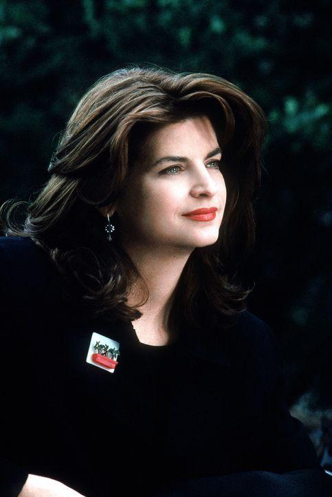 Diane Barrows (Kirstie Alley) kümmert sich aufopfernd um die Waisen im Kinderheim. Besonders Amanda hat es ihr angetan, doch als Alleinerziehende d... - Bildquelle: Warner Bros.