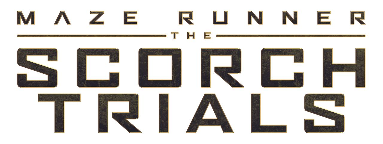 MAZE RUNNER - DIE AUSERWÄHLTEN IN DER BRANDWÜSTE - Logo - Bildquelle: 2015 Twentieth Century Fox Film Corporation.  All rights reserved.