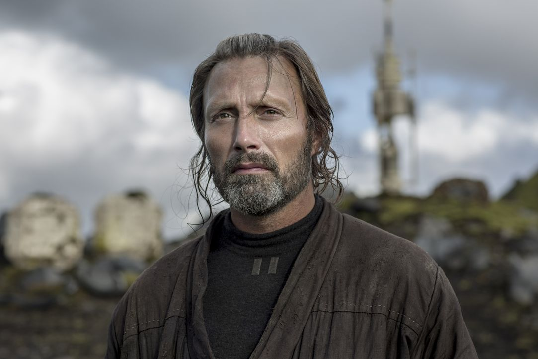 Galen Erso (Mads Mikkelsen) - Bildquelle: Jonathan Olley TM & © Lucasfilm Ltd. / Jonathan Olley
