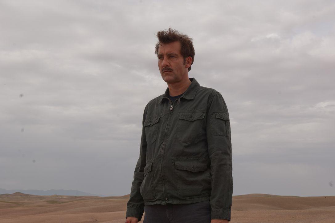 Für wen arbeitet der angebliche SAS-Soldat Spike Logan (Clive Owen) wirklich und welche Ziele verfolgt er tatsächlich? - Bildquelle: 2011 Concorde Filmverleih GmbH