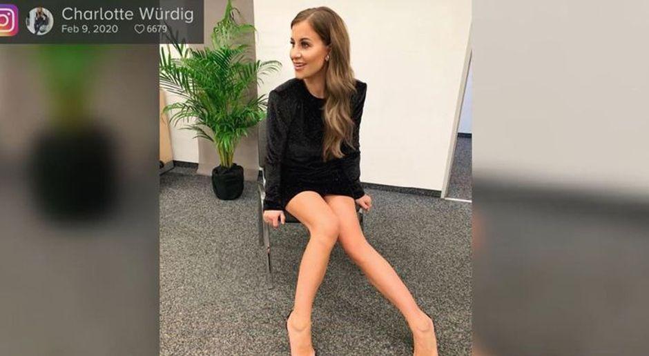 Slip moderatorin ohne Eurosport Moderatorin