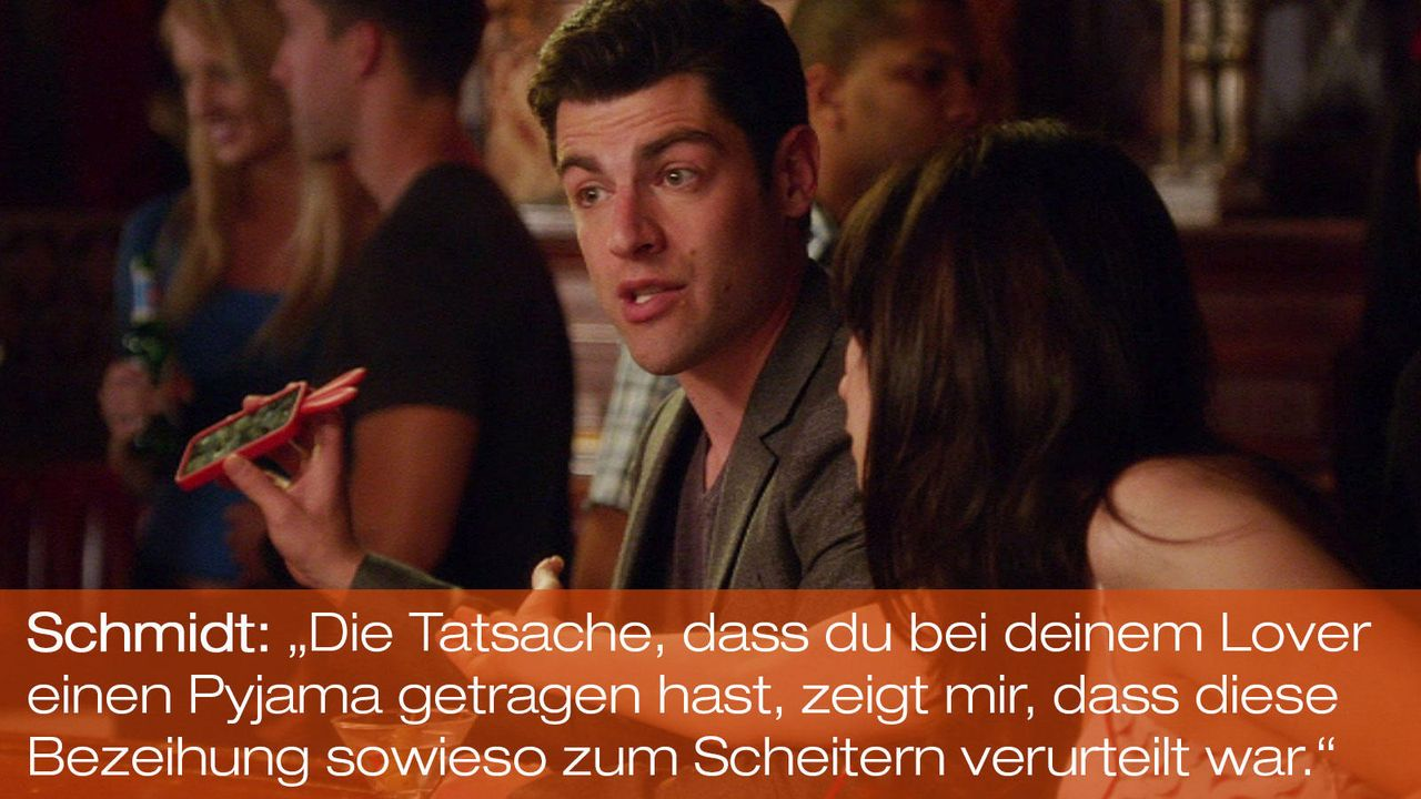 New Girl - Zitate - Staffel 1 Folge 23: 03 - Schmidt (Max Greenfield) - Bildquelle: 20th Century Fox