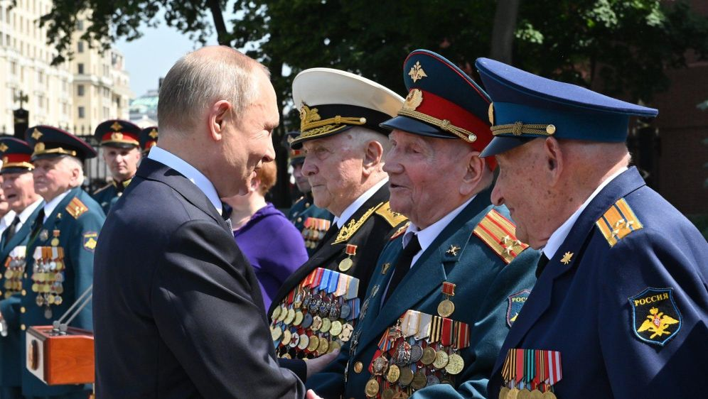 - Bildquelle: Alexei Nikolsky/Pool Sputnik Kremlin/AP/dpa