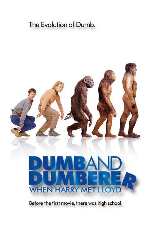 Dumm und dümmerer - Bildquelle: Warner Bros.