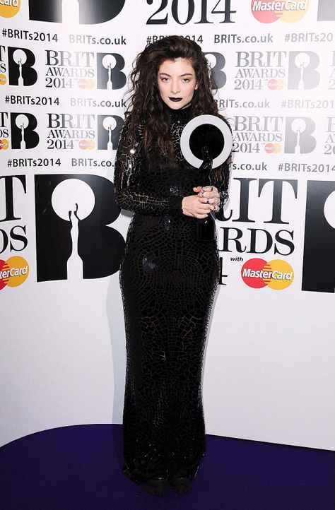 Brit-Awards-Lorde-14-02-19-dpa - Bildquelle: dpa