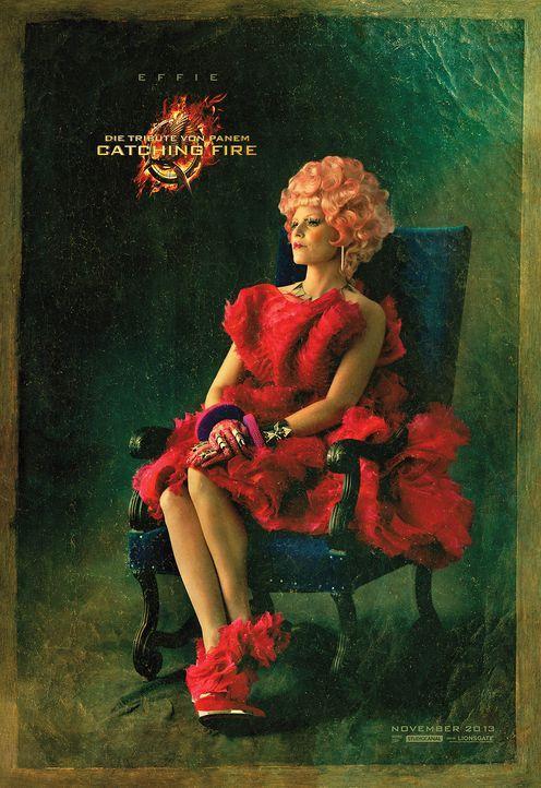 Tribute-von-Panem-Catching-Fire-Figurenposter-04-Studiocanal - Bildquelle: Studiocanal