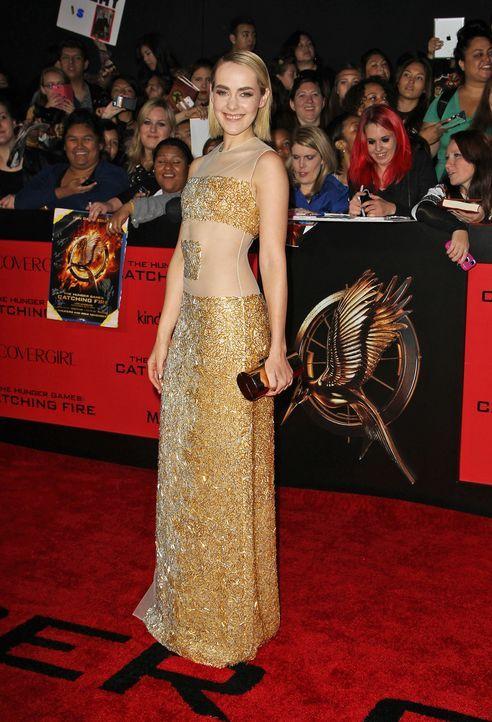 LA-Premiere-Catching-Fire-Jena-Malone-13-11-19-FayesVision-WENN - Bildquelle: FayesVision/WENN.com