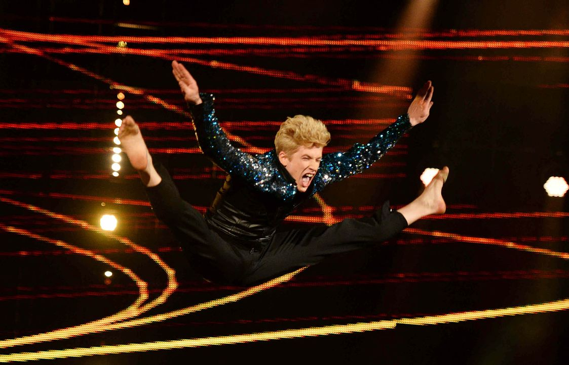 Got-To-Dance-Florian-Cramer-03-SAT1-ProSieben-Willi-Weber - Bildquelle: SAT.1/ProSieben/Willi Weber