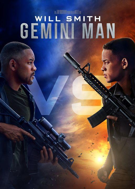 Gemini Man - Artwork - Bildquelle: 2019 Paramount Pictures. All Rights Reserved.