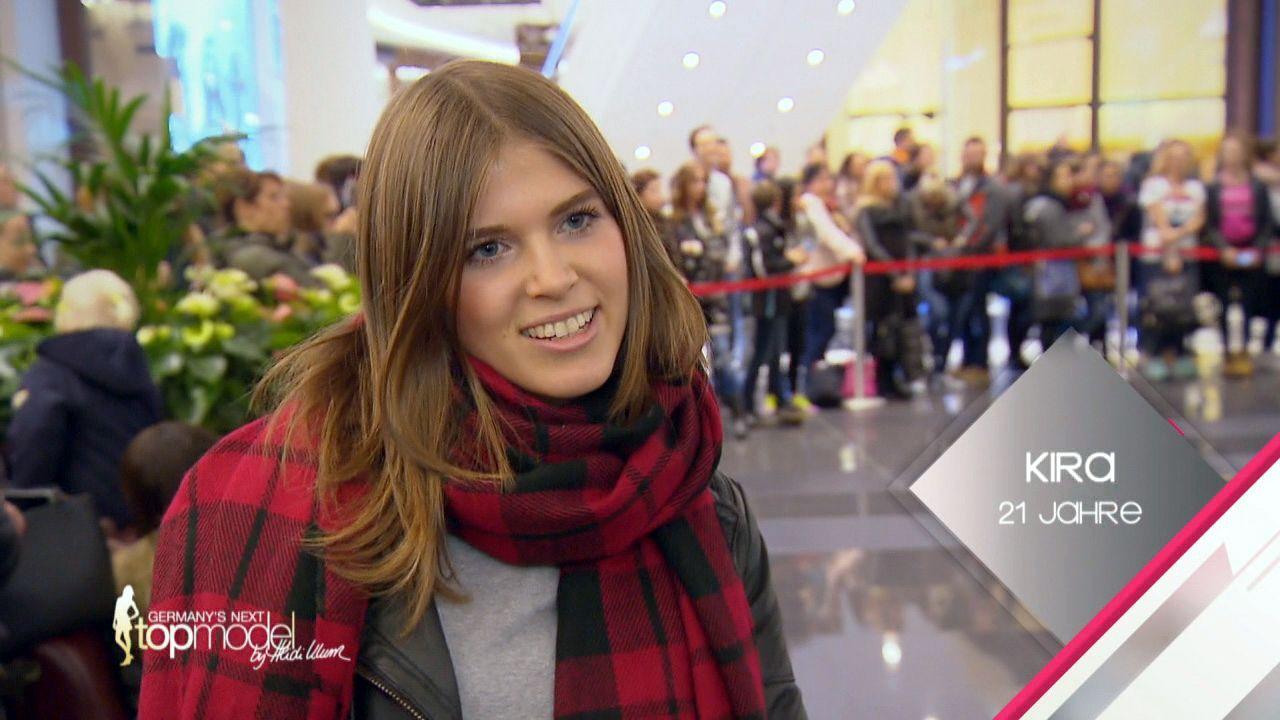 GNTM-10-Sendung01_024 - Bildquelle: ProSieben