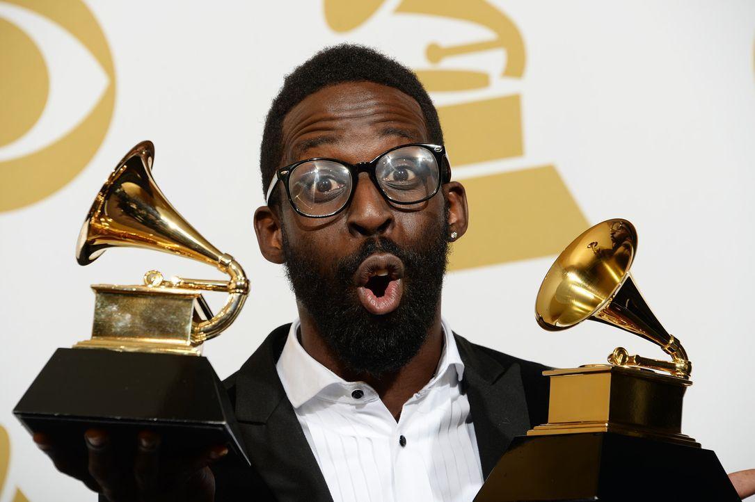 Grammy-Awards-Tye-Tribbett-14-01-26-AFP - Bildquelle: AFP