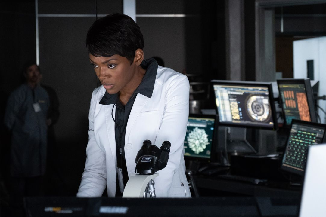 Dr. Major Nichole Sykes (Caroline Chikezie) - Bildquelle: Erika Doss 2019 Fox and its related entities. All rights reserved. / Erika Doss