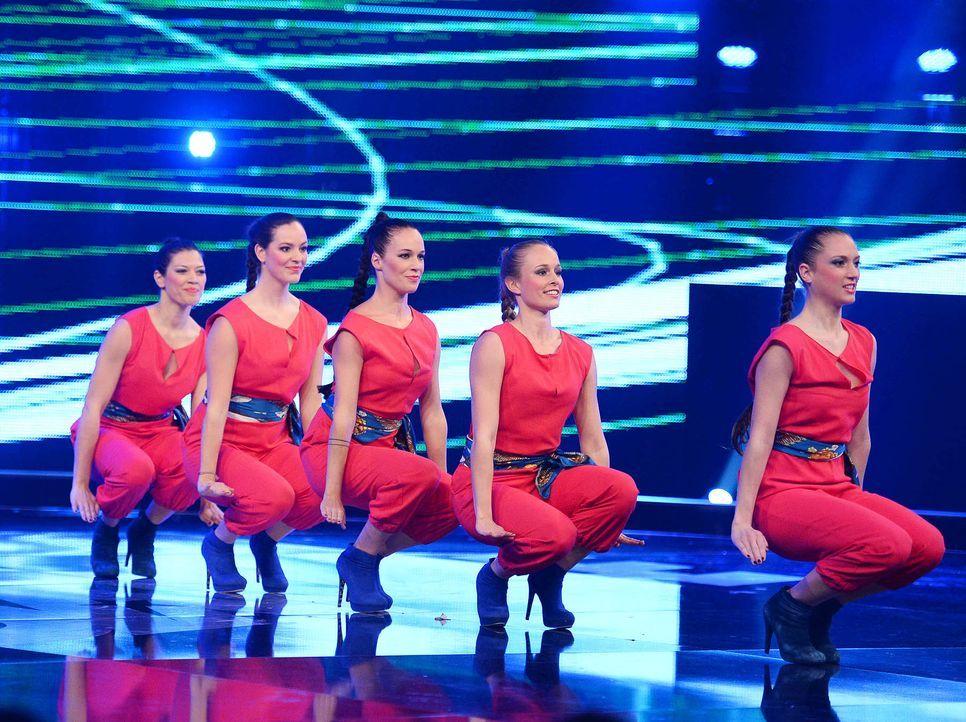 Got-To-Dance-TeKi-TeKua-01-SAT1-ProSieben-Willi-Weber - Bildquelle: SAT.1/ProSieben/Willi Weber