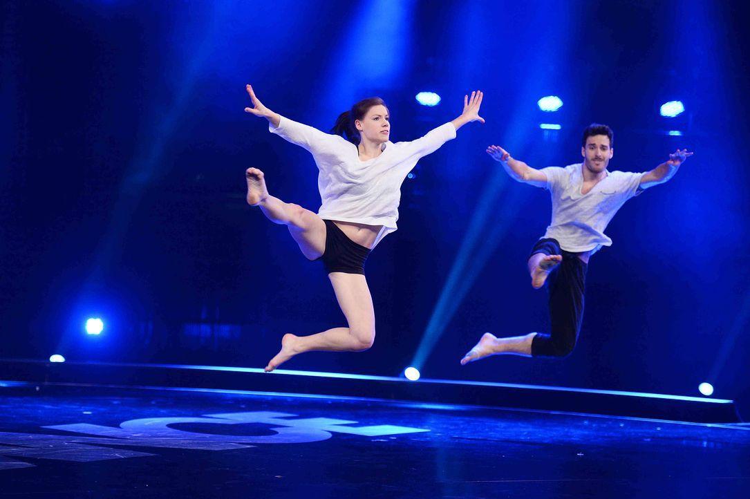 Got-To-Dance-Lisa-Manuel-04-SAT1-ProSieben-Willi-Weber-TEASER - Bildquelle: SAT.1/ProSieben/Willi Weber