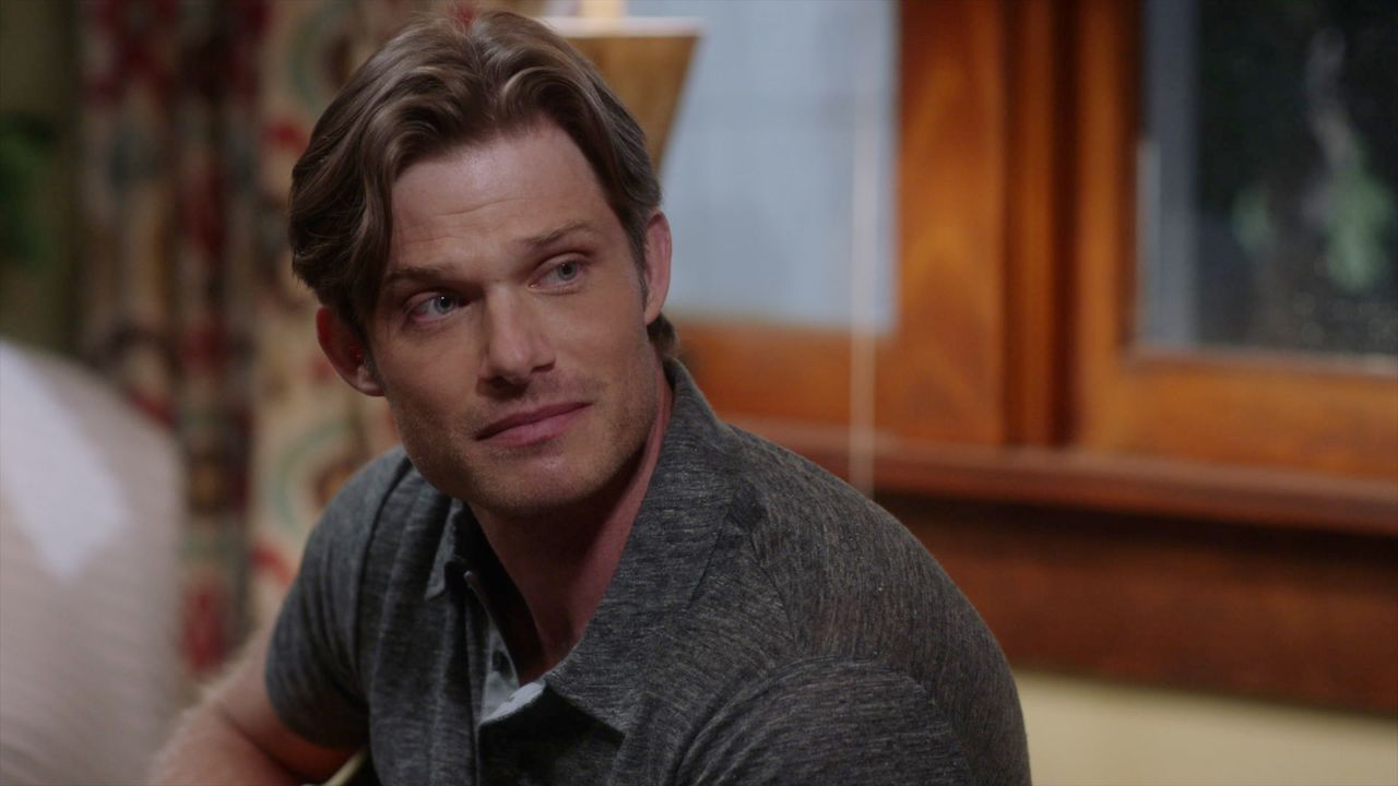 """Dr. Atticus """"Link"""" Lincoln (Chris Carmack) - Bildquelle: 2020 American Broadcasting Companies, Inc. All rights reserved."""