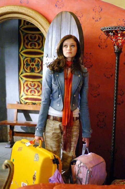 Obwohl es ihr ihre Mutter verbietet, schreibt sich Marnie (Sara Paxton) in das College in Halloweentown ein. Sie will dort endlich ihre Fähigkeiten... - Bildquelle: Disney - ABC - ESPN Television