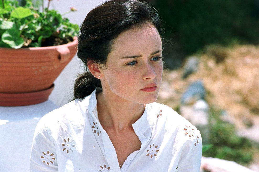 Vermisst ihre Freundinnen: Lena (Alexis Bledel) ... - Bildquelle: Warner Bros.