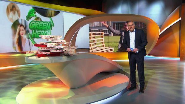 Galileo - Galileo - Mittwoch: Greenhero: Pizzakarton Ohne Karton