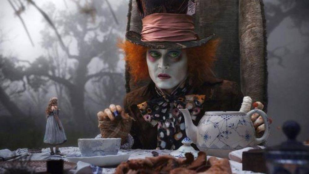 Alice Im Wunderland 2 Mit Johnny Depp Erneuter Einsatz Als