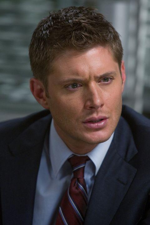 Sam ist nicht sicher, ob er sich noch selbst trauen kann. Er möchte nicht mehr als Jäger arbeiten und trennt sich kurzerhand von Dean (Jensen Ackl... - Bildquelle: Warner Brothers
