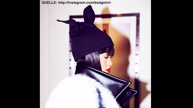 Rihanna-easter2-Instagram - Bildquelle: http://instagram.com/badgalriri