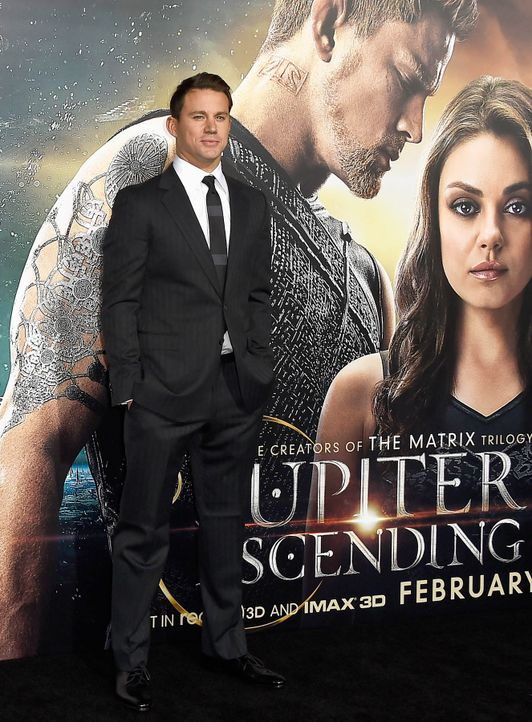 Channing-Tatum-Jupiter-Ascending-15-02-02-getty-AFP - Bildquelle: getty-AFP