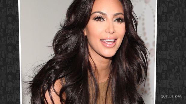Kim Kardashian von Cher gedisst?: Kein Neid auf den runden