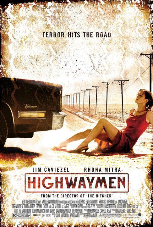 Highwaymen - Auf der Strasse lauert der Terror auch auf Molly (Rhona Mitra) ... - Bildquelle: Warner Bros.