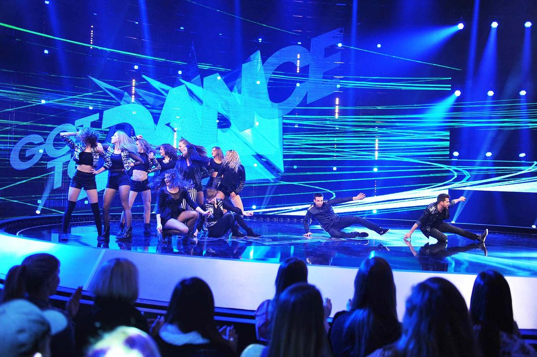 Got-To-Dance-Diced13-04-SAT1-ProSieben-Willi-Weber - Bildquelle: SAT.1/ProSieben/Willi Weber