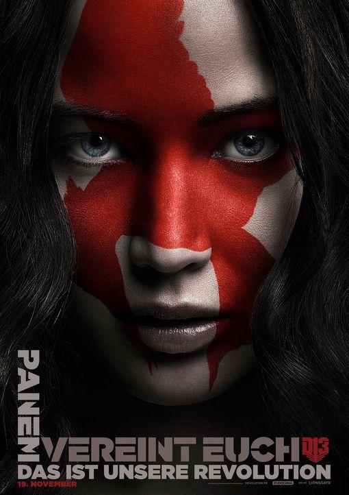 Tribute von Panem Mockingjay 2 Katnis - Bildquelle: STUDIOCANAL
