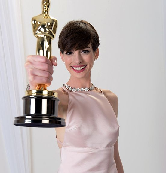 Anne Hathaway - Bildquelle: Picture Alliance