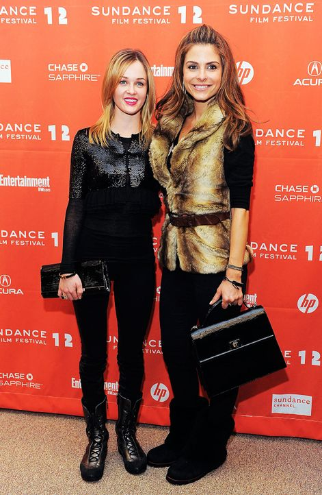 sundance-film-festival-12-01-23-ambyr-childers-maria-menounos-getty-afpjpg 1240 x 1900 - Bildquelle: getty-AFP