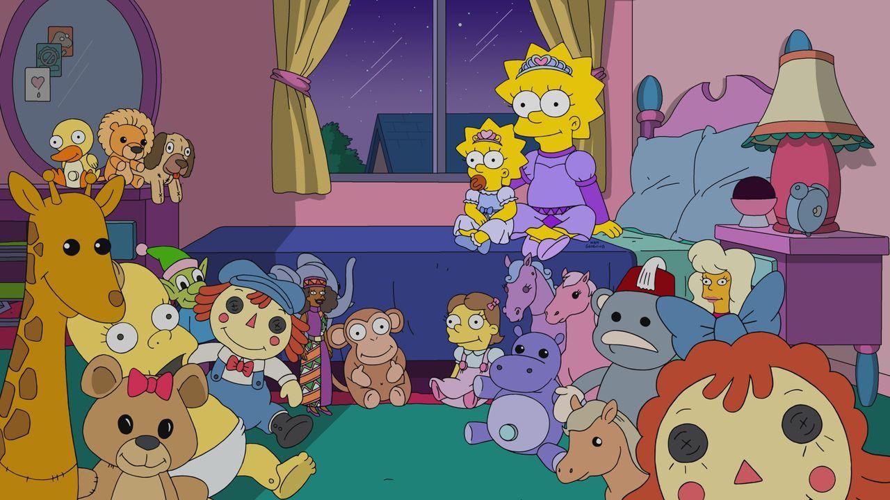 Maggie (l.); Lisa (r.) - Bildquelle: 2020 by Twentieth Century Fox Film Corporation.