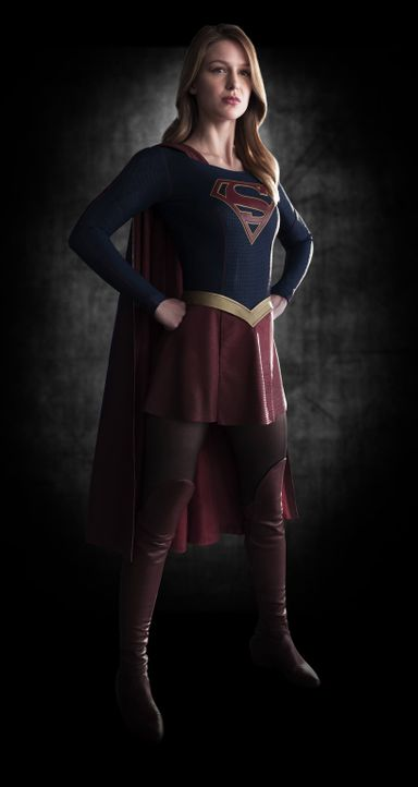 (1. Staffel) - Sie ist die Cousine von Superman, will aber keinesfalls in seinem Schatten stehen: Kara Zor-El alias Supergirl (Melissa Benoist) ... - Bildquelle: 2015 Warner Bros. Entertainment, Inc.
