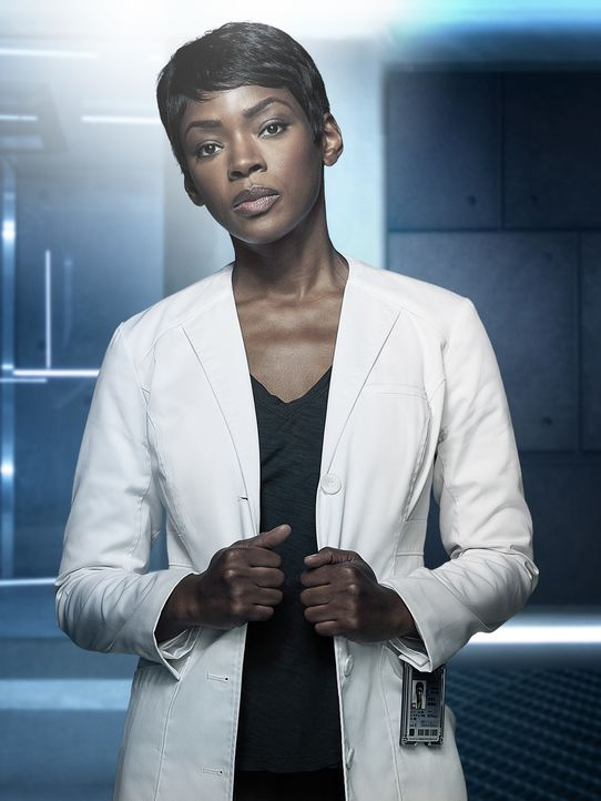 (1. Staffel) - Dr. Major Nichole Sykes (Caroline Chikezie) - Bildquelle: Erika Doss 2019 Fox and its related entities.  All rights reserved. / Erika Doss